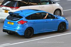 Ford, Focus RS, Wan Chai, Hong Kong (Daryl Chapman Photography) Tags: hyc ford german pan panning focus rs focusrs hongkong china sar wanchai auto autos automobile automobiles car cars carspotting carphotography canon 5d mkiii 70200l