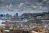 La zona dell'antico porto e il Matitone (drugodragodiego) Tags: genova liguria italy porto landscape panorama architecture navy pentax pentaxk1 k1 pentaxdfa2470mmf28 hdpentaxdfa2470mmf28edsdmwr sea