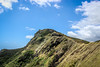 hike to heights (Alison Claire~) Tags: oahu hawaii united states america usa island tropical nature coast canon canoneos canoneos600d eos eos600d rebelt3i landscape skyscape cloudscape sky cloud clouds mountain lanikaipillboxhike hiking hike tourism