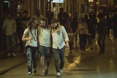 musketeers (*BegoñaCL) Tags: robado fotocallejera gente 3 barriodelcarmen valencia fotonocturna begoñacl ciutatvella