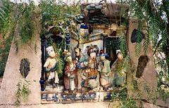 photo - Taliesin West (Jassy-50) Tags: photo taliesinwest scottsdale arizona franklloydwright flw architect architecture statue statuary chineseglazedfigurine chinese art artwork sculpture nationalhistoriclandmark nhl
