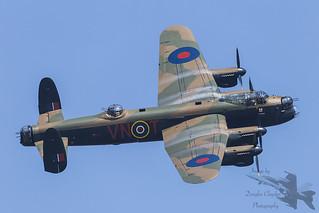 Avro Lancaster B1 PA474
