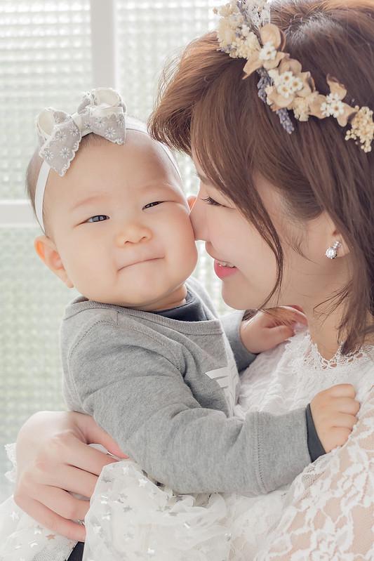 親子攝影 寶寶寫真 全家福