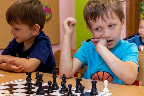 VIII Turniej Szachowy o Mistrzostwo Przedszkola Europejska Akademia Dziecka-14