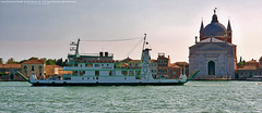 San Nicolo Ferry & Church of the Most Holy Redeemer (AreKev) Tags: sannicoloferry ferry ferryboat actvferry chiesadelsantissimoredentore ilredentore churchofthemostholyredeemer mostholyredeemer church romancatholicchurch giudeccacanal giudeccaisland dorsoduro venice venezia veneto italy aurorahdr2018 hdr aurorahdr nikond7100 nikon d7100 sigma 1750mmf28exdcoshsm