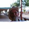 Whiting out his beard (radargeek) Tags: film az arizona tombstone portrait beard cowboyhat