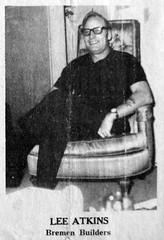 1971 - Lee Atkins