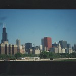 Chicago City Skyline ~ Chicago Il ~ My Film 1990 thumbnail