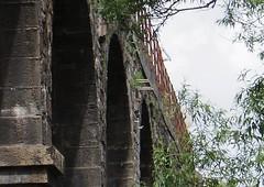 A400e Yarrow Viaduct (61379 Mayflower) Tags: railway railways electrification