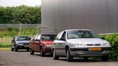 Citroën Xantia 1.8i 16V Break (Skylark92) Tags: nederland netherlands holland flevoland almere xenonstraat 158 do citroen specialist service garage bxclub bollen bbq meeting car road wheel citroën xantia 18i 16v break 2001 gr964j