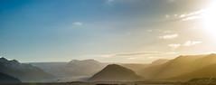 Vatnajökull en la lejanía (Luis GA) Tags: iceland islandia atardecer sunset dusk montaña mountain glaciar neblina lugamor luisga nikon d3100 paisaje landscape