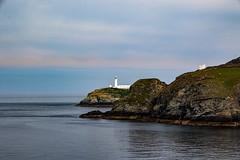 Wales Coast Path Days 52-55  (19) (ChrisJS2) Tags: southstacklighthouse lighthouse cliffs angleseycoastpath angelseycoast isleofangleseycoastpath walescoastpath coastalwalking coast