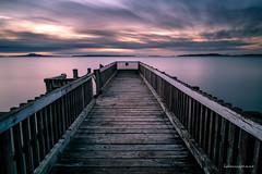 Beachlands Wharf Long Exposure (hakannedjat) Tags: longexposure beachlands wharf sunset sony sonynz pier newzealand nz nzmustdo sonya7rii a7rii zeiss