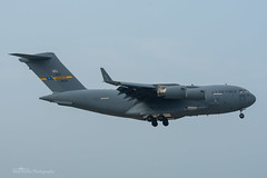 USAF, Boeing C-17A Globemaster III (08-8198), 437th AW (mattmckie98) Tags: aircraft aviation airforce military mildenhall nikon jet transport rafmildenhall usaf us