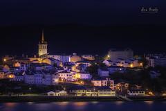 Castropol (Luis R.C.) Tags: castropol nocturnas paisajes pueblos urbanas asturias nikon d610