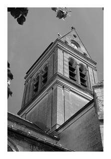 Eglise de Vic-sur-Aisne