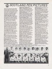 Scotland vs Bulgaria - 1978 - Page 9 (The Sky Strikers) Tags: scotland bulgaria european international match friendly sfa hampden park programme 20p