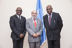12156d008 (FAO News) Tags: italy europe 159thfaocouncil ghana minister directorgeneral rome