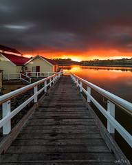 IMGP5091-Edit (nathanmeade_) Tags: hopkinssunrise sunrise nisi river reflections light