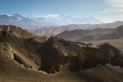 Broken ground (D A Scott) Tags: nepal upper mustang asia mountains
