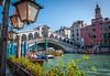 Rialto bridge lights (filipmije) Tags: venice rialto bridge rialtobridge canal lantern