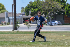 20180609-SG-Day1-FlagFootball-JDS_7044 (Special Olympics Southern California) Tags: avp albertsons basketball bocce csulb ktla5 longbeachstate openingceremony pavilions specialolympicssoutherncalifornia swimming trackandfield volunteers vons flagfootball summergames