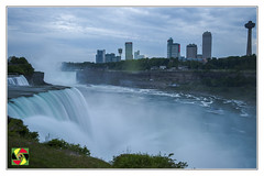 Niagara Falls - US Side (Crested Aperture Photography) Tags: niagarafalls newyork waterfalls water waterfall greatlakes