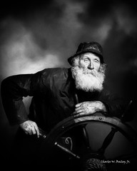 Digital Chalk and Charcoal Drawing of a Helmsman by Charles W. Bailey, Jr. (Charles W. Bailey, Jr., Digital Artist) Tags: helmsman shipwheel sailingship boat photoshop photomanipulation topaz topazlabs topazremask topazclean topazclarity topazimpression alienskinsoftware alienskinexposurex3 charcoal chalk drawing chalkdrawing charcoaldrawing chalkandcharcoaldrawing art fineart visualarts digitalart artist digitalartist charleswbaileyjr