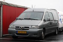 1996 Fiat Scudo 1.9 TD 'Alfa Romeo' (rvandermaar) Tags: 1996 fiat scudo 19 td alfa romeo fiatscudo sidecode5 grijskenteken vnhh85