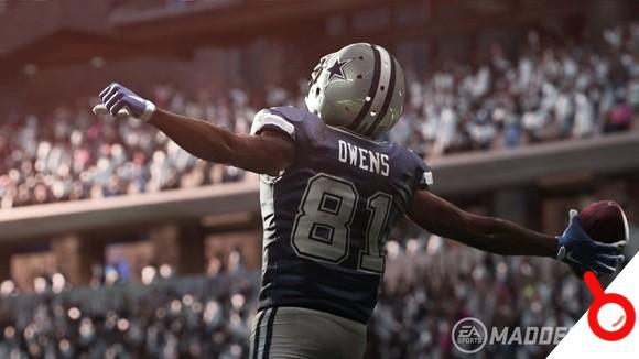 EA公布《麥登橄欖球19》預購獎勵和遊戲截圖