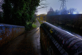 The Walsall Canal, Willenhall Road, Darlaston 09/03/2018