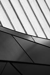 Opposite (Michael Muraz) Tags: 2018 bw blackwhite europe france iledefrance leshalles paris placemargueritedenavarre world architecture building city monochome subway subwaystation îledefrance fr