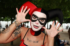 MCM Friday 2018 XXI (Lee Nichols) Tags: mcmfriday2018 cosplay canoneos600d costume cosplayers costumes comiccon harleyquinn harleyquinncosplay mcmcomiccon mcm mcmlondonmay2018