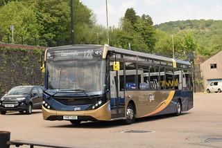 SW 26184 @ Pontypridd bus station