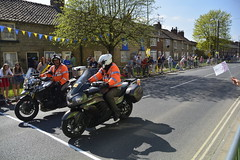 Tour de Yorkshire 2018 Stage 3 (412) (rs1979) Tags: tourdeyorkshire yorkshire cyclerace cycling motorbikes motorbike tourdeyorkshire2018 tourdeyorkshire2018stage3 stage3 pickering ryedale northyorkshire westgate
