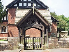 St Mary's Church, Whitegate, Cheshire (Brownie Bear) Tags: cheshire ches england great britain united kingdom gb uk white gate vale royal whitegate