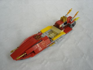 70638 - Boat front finished