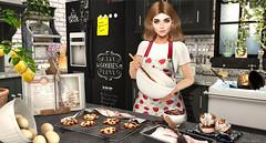 Sweet Summer (Sienna Skye Foxdale) Tags: applefall dustbunny digitalart hive plaaka kraftwork collabor88 thearcade homeandgarden homedesign genesislabs tresblah sintiklia hideki baking interiordesign indoors