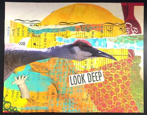 Look deep