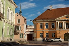 2018-04-30 at 17-04-37 (andreyshagin) Tags: tallinn estonia architecture andrey andrew shagin nikon daylight d750 night trip travel town tradition europe beautiful building history