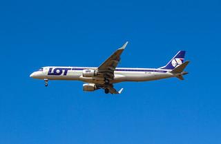 SP-LNA Embraer ERJ-195 LOT