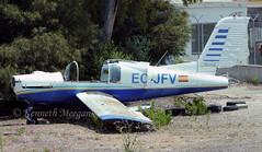 EC-JFV (Ken Meegan) Tags: ecjfv socatams893arallyecommodore180 10568 jerez 2152018 rallye
