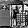 strawberry fields forever (every pixel counts) Tags: 2018 berlin prenzlauerberg strawberries streetvendor day everypixelcounts blackandwhite capital city eu germany europa square blackwhite 11 bw sign girl street people erdbeeren daylight