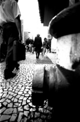 Avenida Paulista 1999 (a.ninguem) Tags: film 35mm filme zenit neopan fuji black white street photography analog