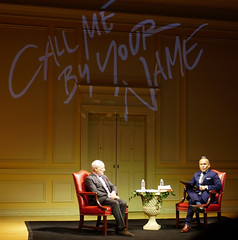 2018.06.06 Library of Congress Mythology Tour, Conversation with Andre Aciman, Washington, DC USA 02829
