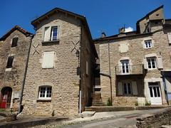 Sévérac-le-Château - Aveyron (Cherryl.B) Tags: cité médiéval maisons habitation pierres aveyron midipyrénées