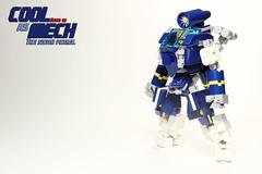 South patrol (Devid VII) Tags: devidvii devid vii mech mecha south patrol coolasmech lego moc suit