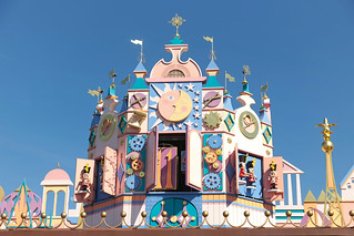 It's a Small World - Disneyland Park (France)
