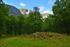 Hæreid. Eidfjord (Pavel Zalesky) Tags: norway norge travel vacation summer viking tomb burial hæreid vikingburialsite