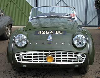 1960 Triumph TR3 4264 DU